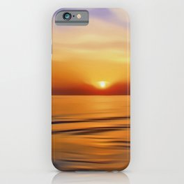 Still Night iPhone Case