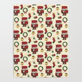 Nutcracker Holiday Christmas SB1 Poster