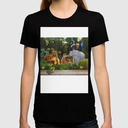 Au Revoir Mes Enfants (Farewell My Children) T-shirt