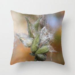 fall joy Throw Pillow
