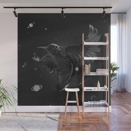 BlackBird Wall Mural