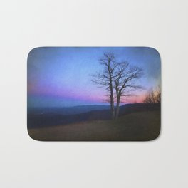 Parkway Overlook at Sunset Bath Mat
