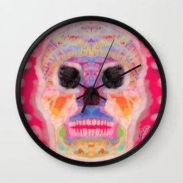 Death #1 Wall Clock