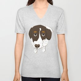 Sad Bullett Unisex V-Neck