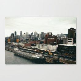 Molson Montreal Canvas Print