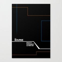 Bourne Canvas Print