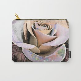 Vintage rose 2 Carry-All Pouch