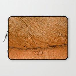 Bryce Canyon National Park Wood Texture Laptop Sleeve