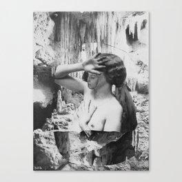 Irène Canvas Print