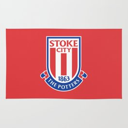 STOKE CITY FC Rug