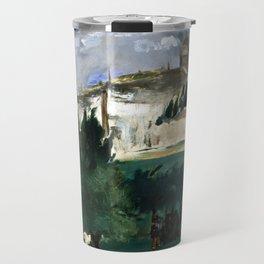 Édouard Manet The Funeral Travel Mug