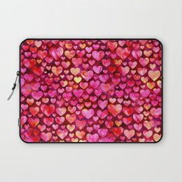 Heart Pattern 03 Laptop Sleeve