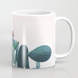 Cactus & Flowers - Follow your butterflies Coffee Mug