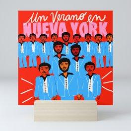 Un verano en NY Mini Art Print