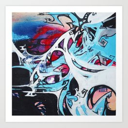 BRAVA 2 Art Print