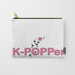 K-Popper Carry-All Pouch