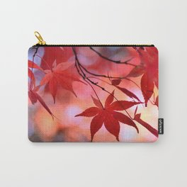 Maple Dance Carry-All Pouch