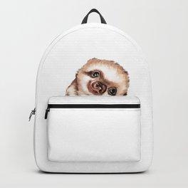 Sneaky Baby Sloth Backpack