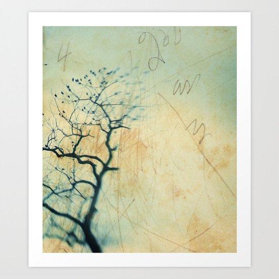 Keiko Birds No. 1 Art Print