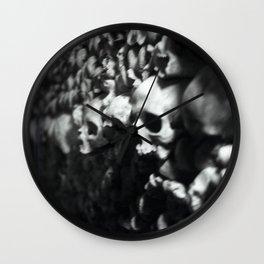 Wall of death Wall Clock