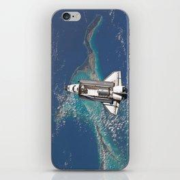 Space Shuttle iPhone Skin