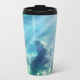 Sea Bottom Travel Mug