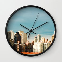 building structure Wall Clock