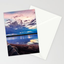 Jim's Fish Camp Stationery Cards
