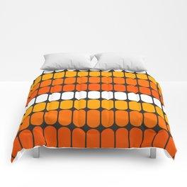 Flame Capsule Comforters