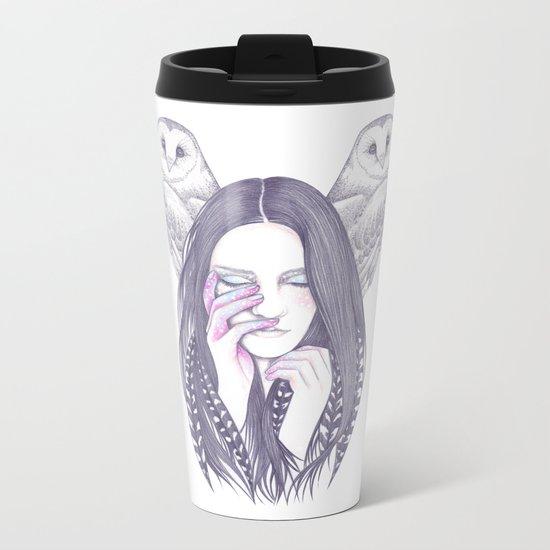 Dream Daze Metal Travel Mug