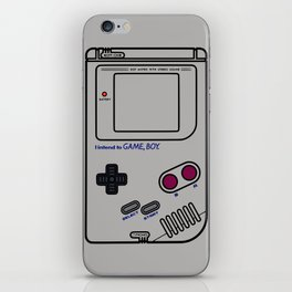 Handheld Classic iPhone Skin