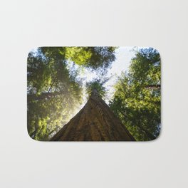 the forest for the tree Bath Mat