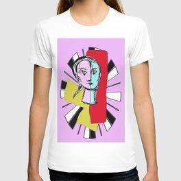 Torn number 2 T-shirt