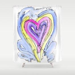 Flow Series #14 Shower Curtain
