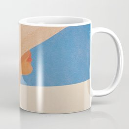 Summer Hat Coffee Mug