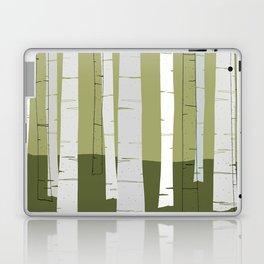 Quiet Birches Laptop & iPad Skin
