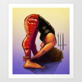 nursedee Art Print