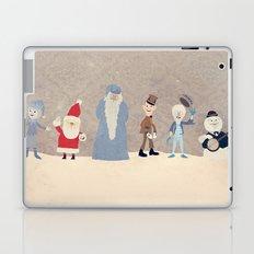 Claymation Lineup  Laptop & iPad Skin