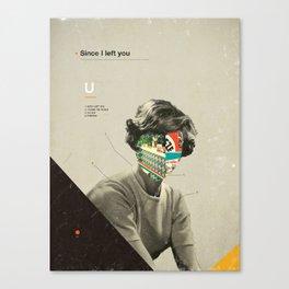 Since I Left You Canvas Print