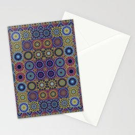 Mandala Sampler Stationery Cards