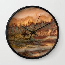 Idaho Gem Stone 36 Wall Clock