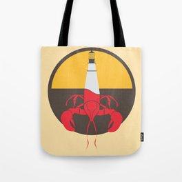Lobster House Tote Bag