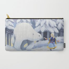 East of the Sun, West of the Moon Carry-All Pouch