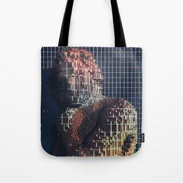 spartacus in voxel Tote Bag