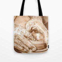 Potter Tote Bag