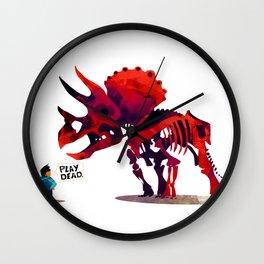 Dinosaur Trainer Wall Clock