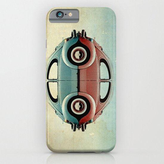 4 speed Bug iPhone & iPod Case