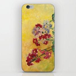 Vasinho de flores (Flower pot) iPhone Skin