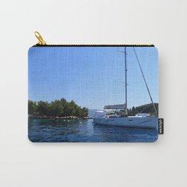 Croatian Sailer Carry-All Pouch