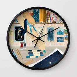 In my room Wall Clock